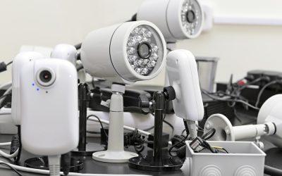 Les caméras de vidéosurveillance